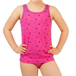 Dívčí košilka jednorožci