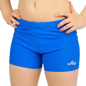 Plavky s nohavičkou modré