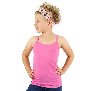 Dívčí košilka růžová