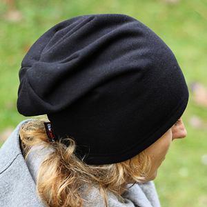 Čepice dámská černá
