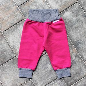 LETNÍ / pyžamové tepláčky růžové