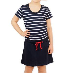 Letní šaty proužky