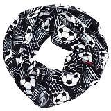 Zimní nákrčník fotbal