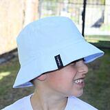 Chlapecký letní klobouček světle modrý ObleCzech