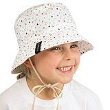 Dětský letní klobouček na zavázání ObleCzech