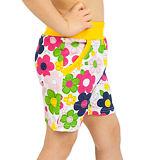 Dívčí šortky květy ObleCzech