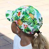 Dětská kšiltovka s ananasy ObleCzech