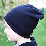 Zimní čepice černá